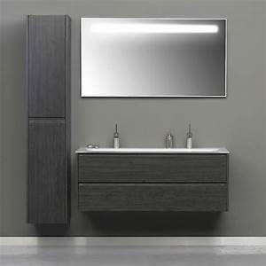 Waschplatz Komplett Set : design komplett badm bel set eiche anthrazit schrank badezimmer bad waschplatz ebay ~ Indierocktalk.com Haus und Dekorationen