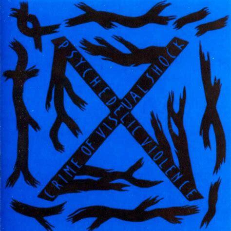 car 225 tula frontal de x japan blue blood portada
