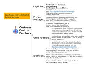 Customer Positive Feedback Examples