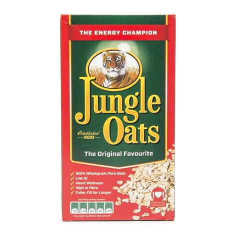 instant cereal jungle oats 1kg woolworths co za