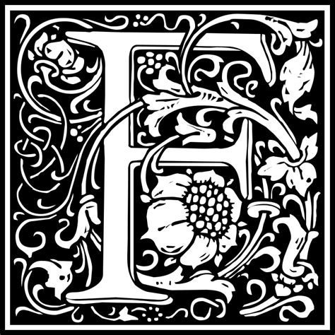 clipart letter  monogram   cliparts  images  clipground
