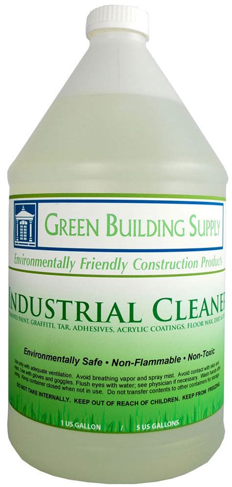 green building supply industrial strength concrete