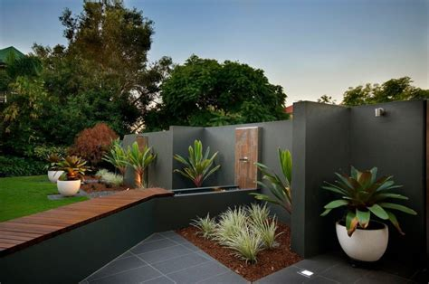 Garden Decoration Brisbane by Delightful Modern Landscaping Ideas 14 Contemporary
