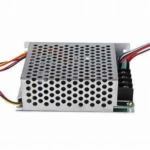 Dc 12v 24v 48v Pwm Dc Motor Speed Controller Forward