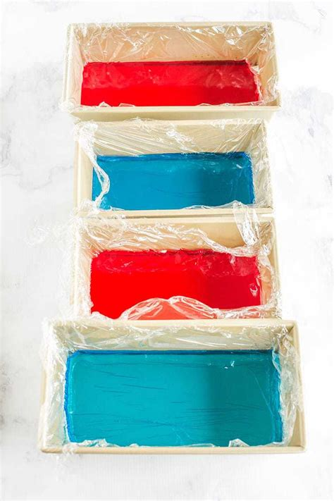 red white blue stained glass jello stars brown eyed baker