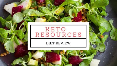 keto resources review keto diet plan  beginners youtube