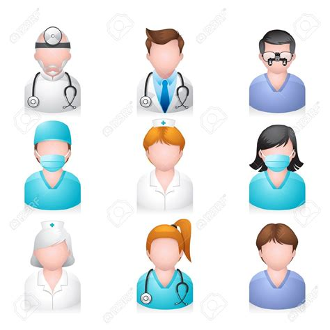 Healthcare Clipart Clipart Healthcare Team Pencil And In Color