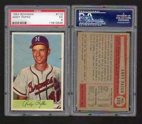 Baseball Trading Card Baseball Trading Cards For Sale