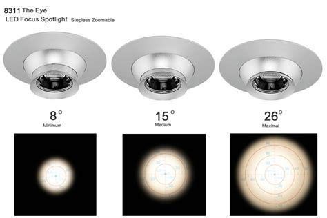 china cabinet white 1w xpe led recessed lighting eyeball adjustable beam angle