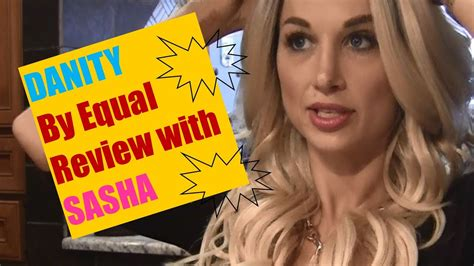 Danity By Equal In Op61327 A Wig Review With Sasha  Youtube