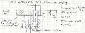 Anzugsmoment Schrauben Berechnen : elastische nachgiebigkeit wissenstransfer anlagen und ~ Themetempest.com Abrechnung