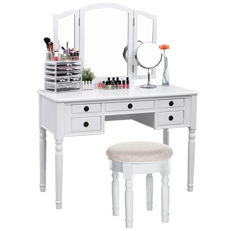 table top vanity how the vintage vanity became the modern makeup table