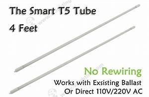 Wholesale Led T5 Tube Lights Smart 4ft