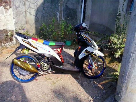 Mio J Modifikasi Racing dapurpacu2016 mio j modifikasi racing images