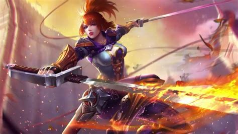 21 Amazing Mobile Legends Wallpapers 2018