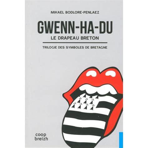 posters cuisine gwenn ha du le drapeau breton