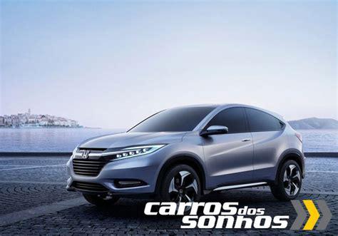 Honda Urban Suv Concept 2013  Carros Dos Sonhos