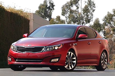 New Kia Optima 2014 by 2014 Kia Optima Review