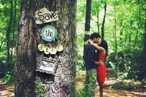 creative photo save  date ideas bridalguide