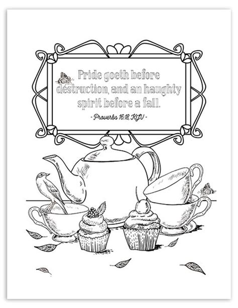 Bible Study Coloring Pages - Eskayalitim