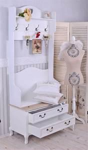 Shabby Style Garderobe : wysoka garderoba do przedpokoju w stylu rustykalnym ~ Michelbontemps.com Haus und Dekorationen