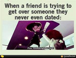 Funny Quotes About Getting Over Someone. QuotesGram