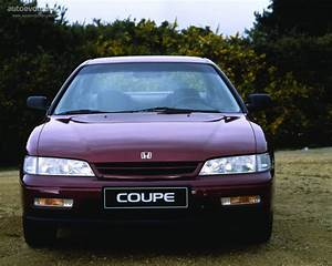Honda Accord Coupe Specs