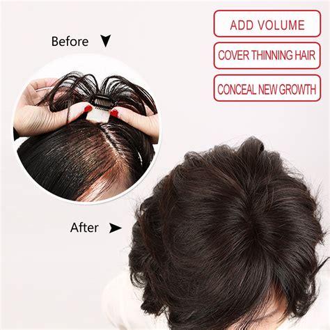amazoncom namecute top wiglet top hairpieces clip inon