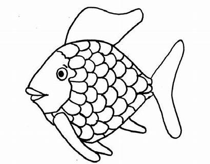 Fish Coloring Educative Forget Supplies Don