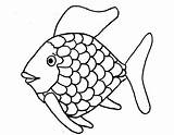 Fish Coloring Pages Cute Educative Print sketch template