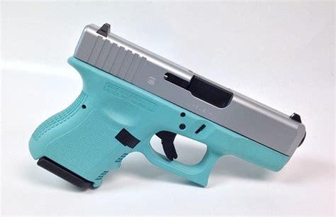 colored pistols is glock considering new colors semi auto handguns