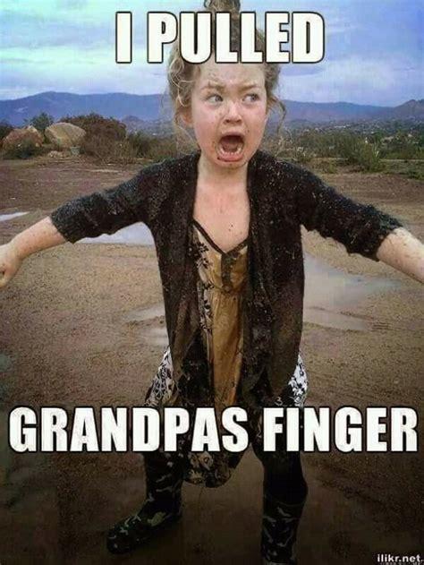 Pull My Finger Meme - friday funny