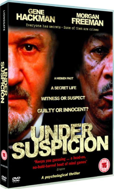Under Suspicion | DVD | Free shipping over £20 | HMV Store