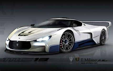 "Maserati MC13 Rendering Proves ""LaMaserati"" Might Work ..."