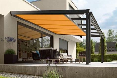 pergola markise die perfekte ergaenzung zum garten patio design pergola patio outdoor pergola