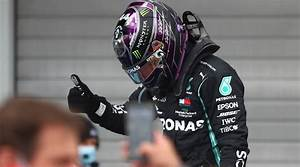 lewis hamilton registers 91st win to equal michael