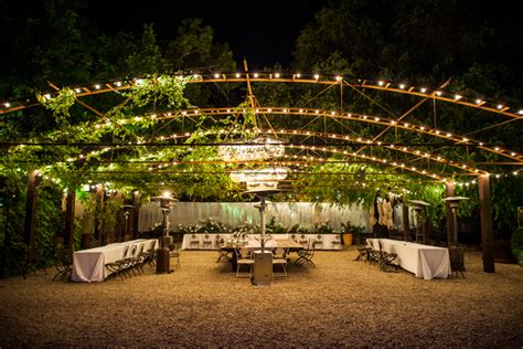 outdoor wedding venues in southern california inexpensive