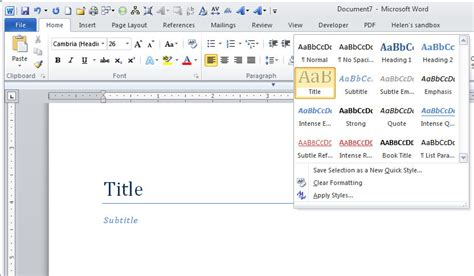 how to use word how to use microsoft word to create an ebook pcworld