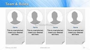 Team Responsibilities Roles Slide Design For PowerPoint