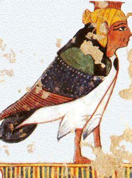 ancient egyptian concept   soul