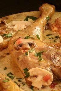 Recette Cuisse De Canard Vin Blanc : cuisses de poulet aux champignons et vin blanc recettes ~ Dode.kayakingforconservation.com Idées de Décoration