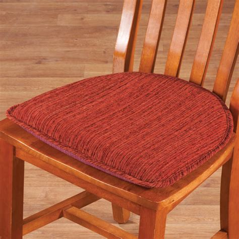 Chair Pad by Chenille Chair Pad Dining Chair Pads Kimball