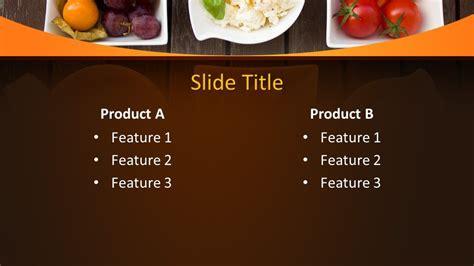 Free Vegetarian PowerPoint Template - Free PowerPoint ...