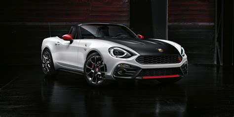 Spider Price by Abarth 124 Spider Price Specs And Release Date Carwow