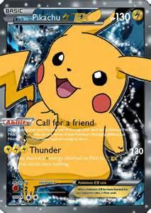 Pikachu Gold Pokemon Cards Ex