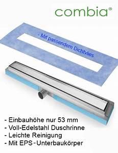 Duschablauf Flach 50 Mm : duschrinnen flacher duschablauf duschablaufrinnen bis 42 ~ Yasmunasinghe.com Haus und Dekorationen