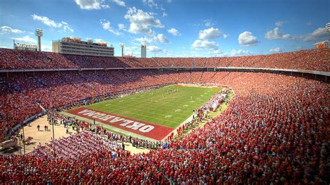 Texas Longhorns Football Wallpaper Red River Showdown The Official Site Of Oklahoma Sooner Sports