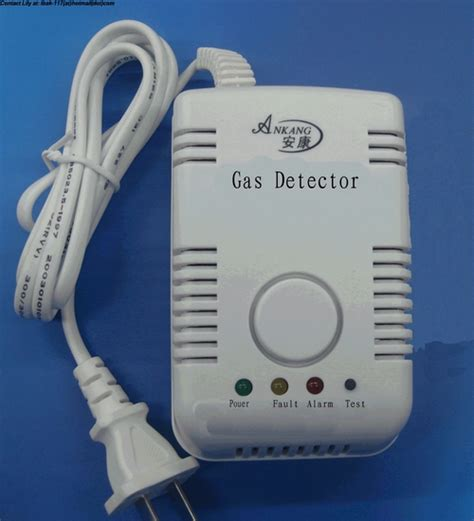 Lpg Gas Sensor Circuit Its Working