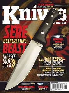 Download Knives Illustrated - July  August 2019