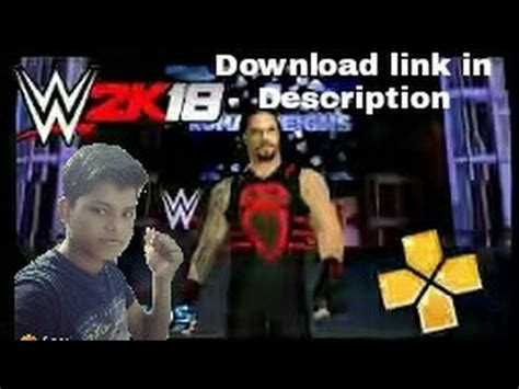 It is wwe 2k18 iso + psp folder. How to Download WWE 2k18 PPSSPP Save Data For Android Save data in description👇 - YouTube